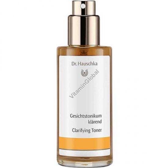 Clarifying Toner tones, balances and calms oily skin 100m - Dr. Hauschka