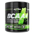 BCAA Powder Green Apple Flavor 240g 30 individually wrapped servings - Atom +