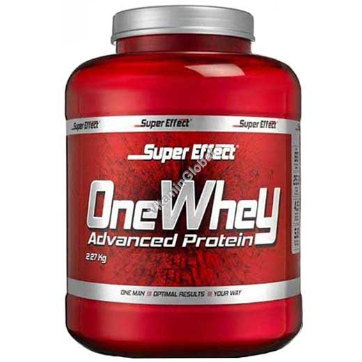 Kosher One Whey Advanced Protein Creme Brulee Flavour 2.27 kg - Super Effect
