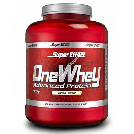 Kosher OneWhey Advanced Protein Vanilla Flavour 2.27 kg - Super Effect
