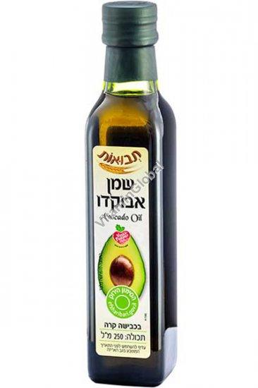 Cold Pressed Avocado Oil 250 ml - Tvuot