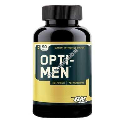 Opti-Men 90 tablets - Optimum Nutrition
