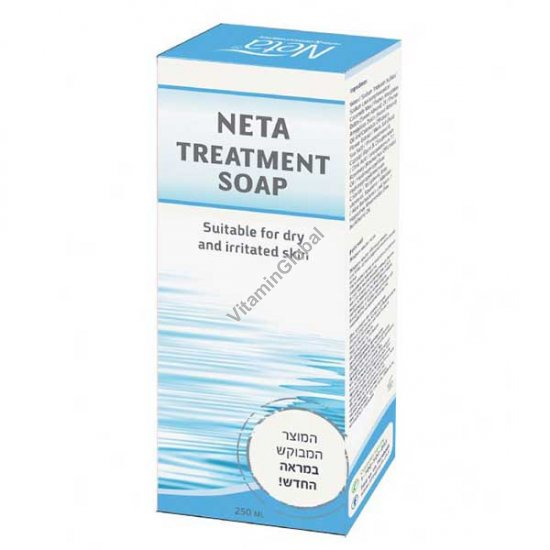 Treatment Liquid Soap for Dry & Irritated Skin 250 ml - Neta