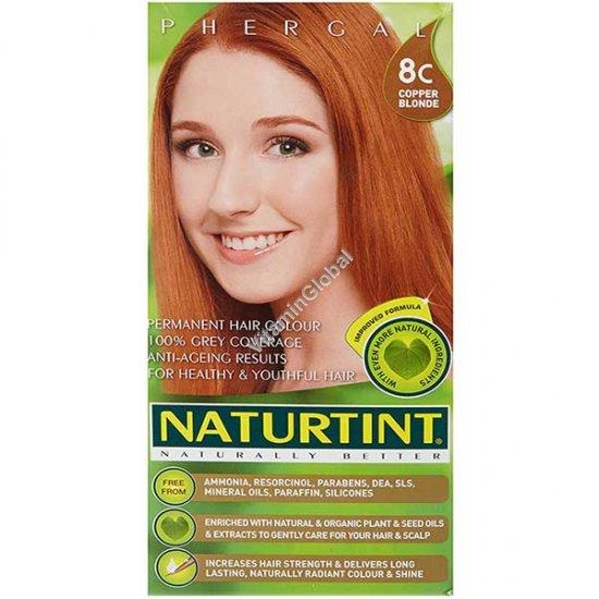 8C Copper Blonde - Naturtint
