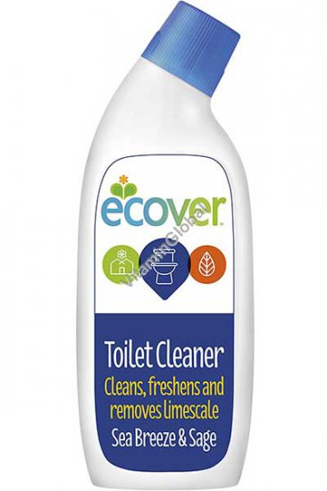 Toilet Cleaner Sea Breeze & Sage 750ml - Ecover