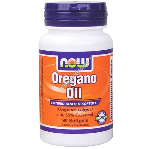 Oregano Oil 90 Softgels - Now Foods