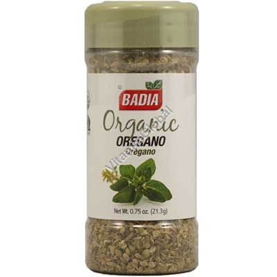 Organic Oregano 0.75 oz. (21.3g) - Badia