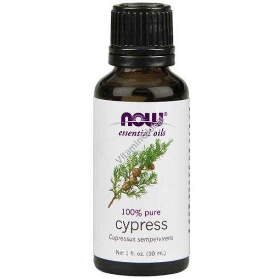 Cypress Oil 30ml (1 fl oz) - Now Essential Oils