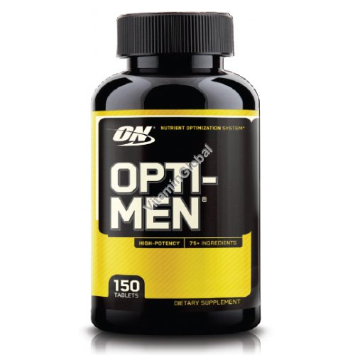 Opti-Men 150 tablets - Optimum Nutrition