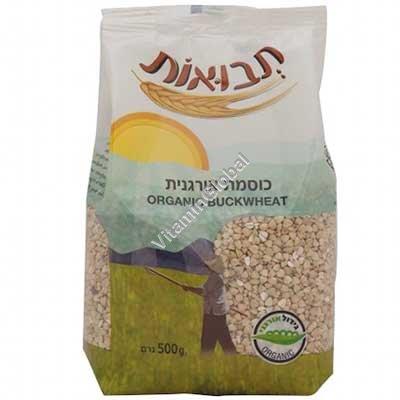 Organic Buckwheat 500g - Tvuot