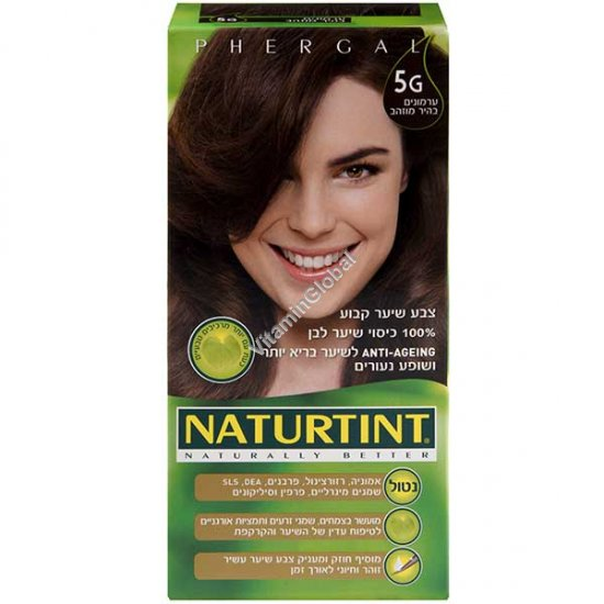 5G Light Golden Chestnut - Naturtint