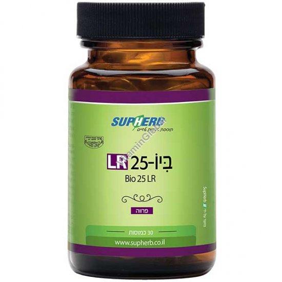 Kosher Badatz Bio-25 LR Probiotics 30 capsules - SupHerb