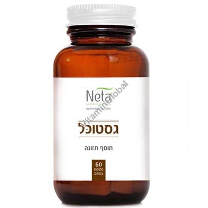 Gastocol - Natural Anti-Reflux Formula 60 capsules - Neta