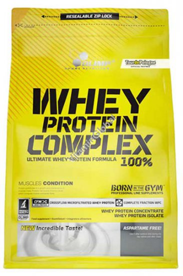 Whey Protein Complex Chocolate Flavour 700g (1.5lbs) - Olimp