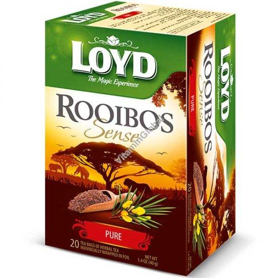 Rooibos Sense Pure 20 tea bags - Loyd