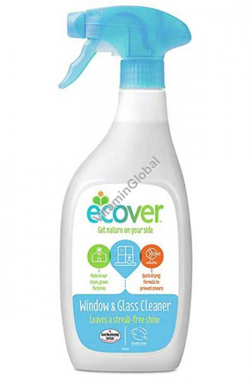 Window & Glass Cleaner 500 ml - Ecover