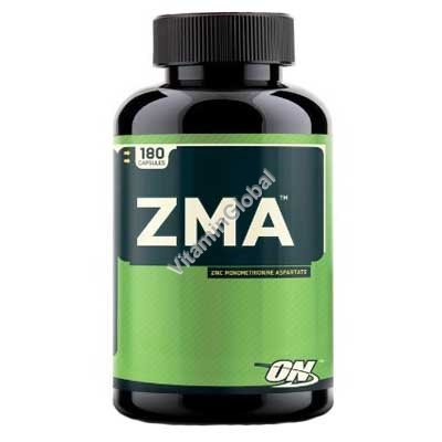 ZMA 180 caps - Optimum Nutrition