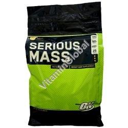 Serious Mass Weight Gainer Vanilla 5.455g - Optimum Nutrition