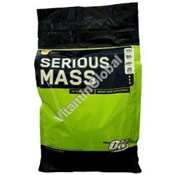 Serious Mass Weight Gainer Vanilla 5.455g - Optimum Nutrition