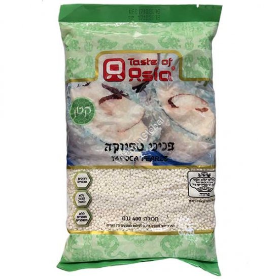 Tapioca Pearls 400g - Taste of Asia