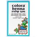 Henna Powder Gold Brown 60g (2 oz.) - Colora