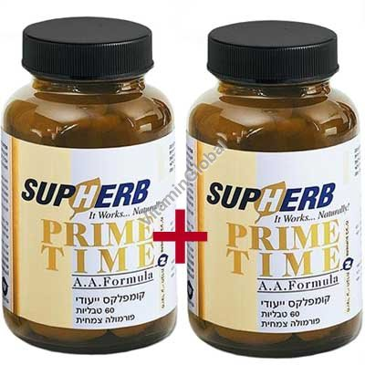 Prime Time 60+60 tablets - SupHerb