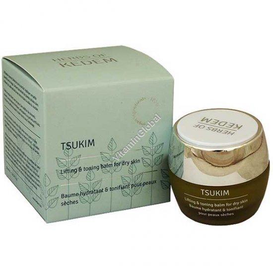Tsukim - Eyes Lifting & Toning Balm 30ml - Herbs of Kedem