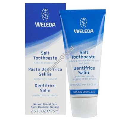 Salt Toothpaste 75 ml - Weleda