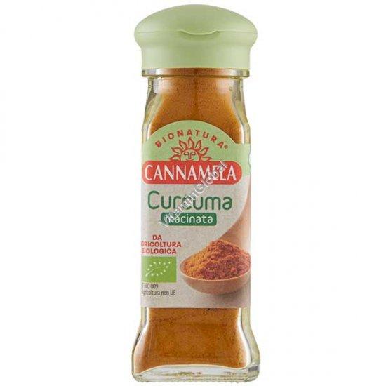 Organic Turmeric Powder 47g - Cannamela