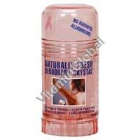 Natural Body Deodorant Crystal 120g - Crystal