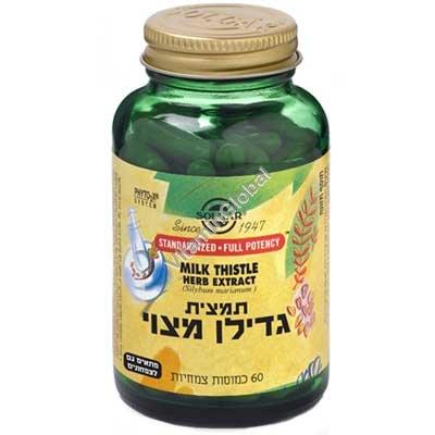 Milk Thistle Herb Extract (SFP) 60 caps - Solgar