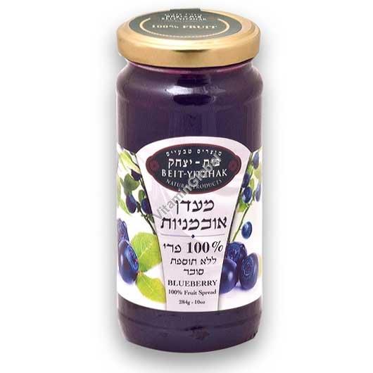 No Sugar Added Blueberry Jam 284g - Beit Yitzhak