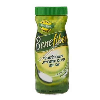 BeneFiber Fiber Powder Supplement 168g - Novartis