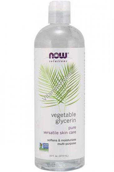 Vegetable Glycerin Versatile Skin Care 473 ml (16 fl. oz.) - Now Solutions
