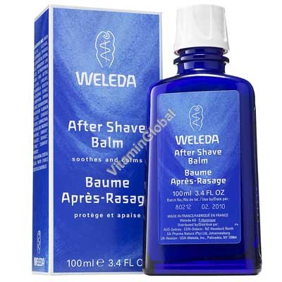 After Shave Balm 100 ml (3.4 fl oz) - Weleda