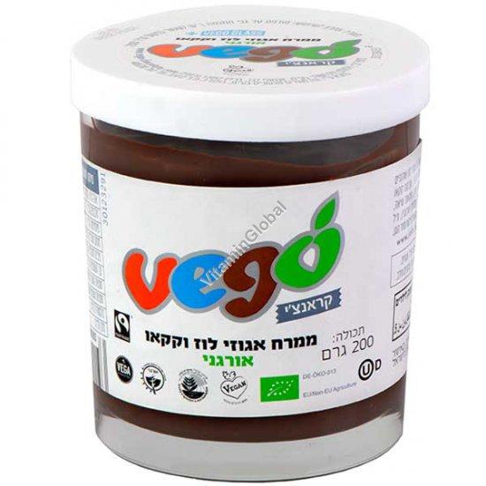Fine Hazelnut Crunchy Chocolate Spread 200g - Vego