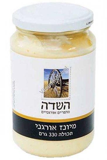Organic Mayonnaise 330g - HaSade