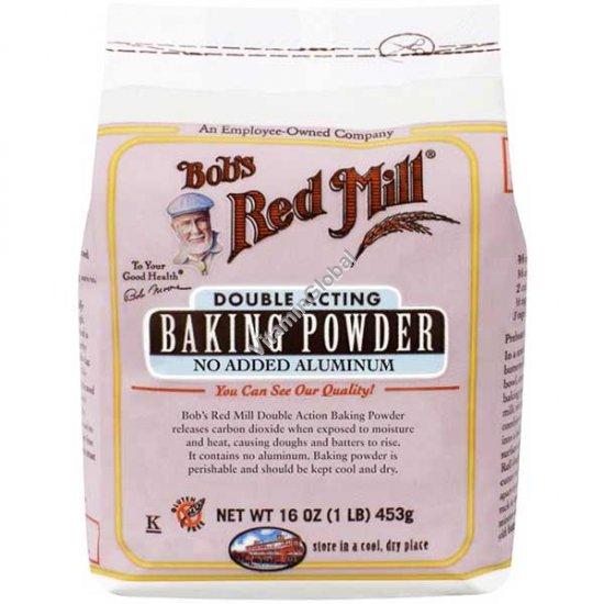 Gluten Free Baking Powder 453g (1LB) - Bob\'s Red Mill