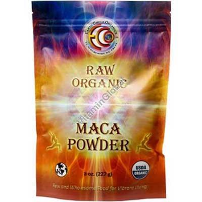 Raw Organic Maca Powder 227g - Earth Circle Organics
