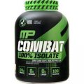 Combat 100% Isolate Vanilla 2268g (5 LBS) - Muscle Pharm