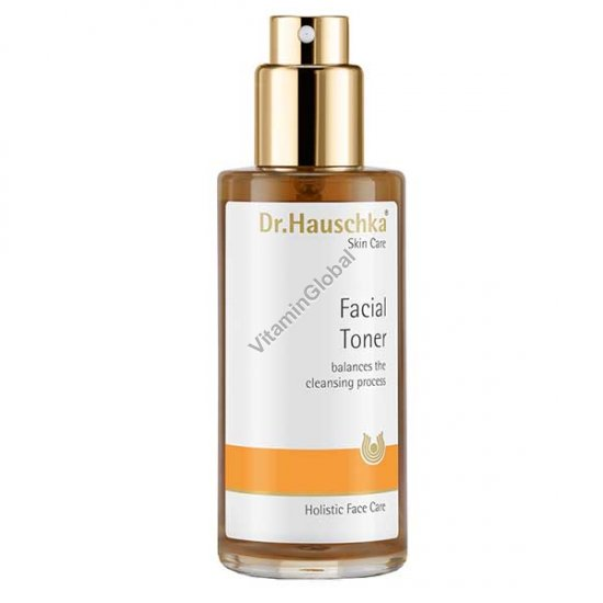 Facial Toner (for normal, dry and sensitive skin) 100m - Dr. Hauschka
