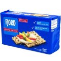 Natural Whole Rye Crispbread Crackers 250g - Fjord