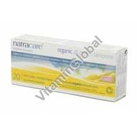 Organic Cotton Tampons Super 20 pcs - Natracare