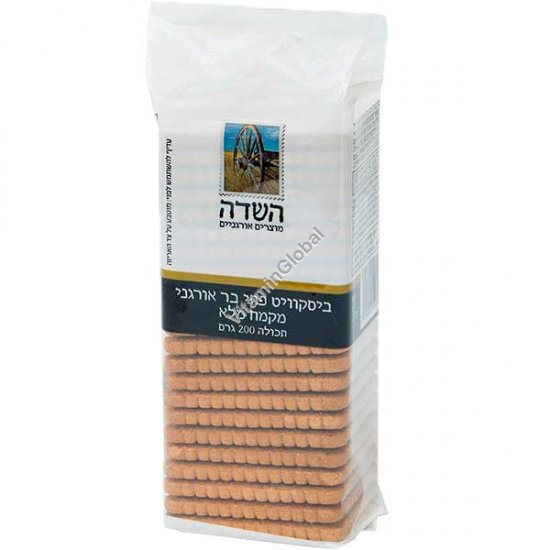 Organic Whole Wheat Petit Beurre 200g - HaSade
