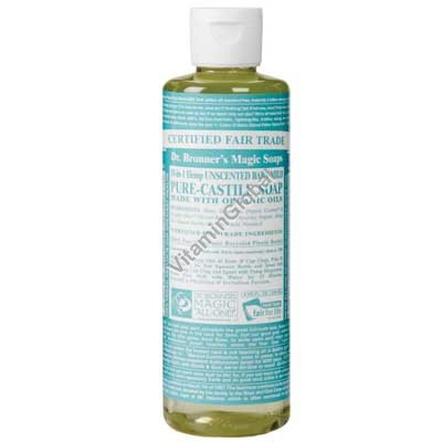 Baby Mild Liquid Soap 472ml (16 fl oz) - Dr. Bronner