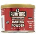 Gluten Free Baking Powder 113g - Rumford