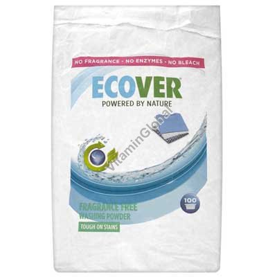 Concentrated Ecological Washing Powder 7.5 kg - Ecover