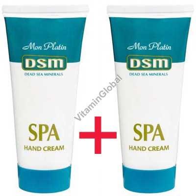 Dead Sea Hand Cream 200 ml (100+100 ml) - Mon Platin DSM