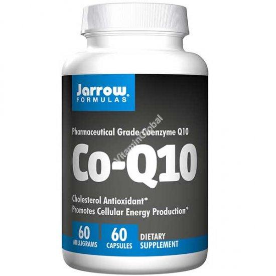 Coenzyme Q10 (Ubiquinone) 60 mg 60 Capsules - Jarrow Formulas
