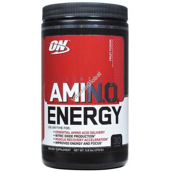Amino Energy Fruit Fusion 270g - Optimum Nutrition